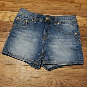 Justin jean shorts sz 14
